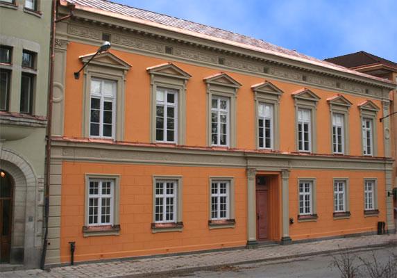 professionell fusk stor nära Stockholm